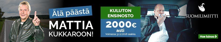 Suomilimiitti tarjous